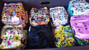 Win a Free Hip Huggers Cloth Diaper by Liking and Sharing!
