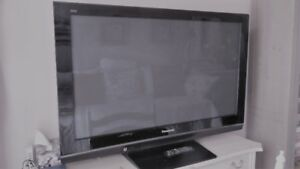 "46"" Screen  Size Panasonic HD TV"