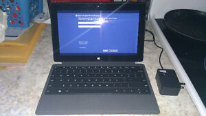 Like new Microsoft Surface RT with battery keyboard