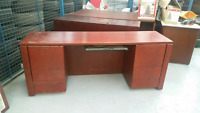 Gorgeous wood desks, 3 models available City of Montréal Greater Montréal Preview