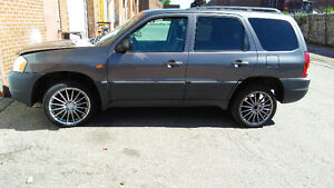 2004 Mazda Tribute Other