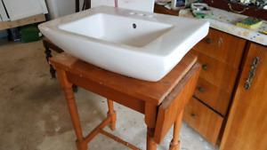 """Vanity / Bathroom Sink  x 24"""""""