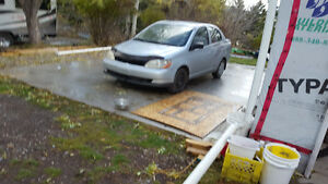 FREE 2002 Toyota Echo Sedan