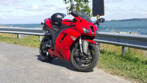 2007 Kawasaki ZX6R - Best 07 zx6r for the price