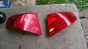 INFINITI G35 SEDAN 4 DOOR REAR TAIL LIGHTS
