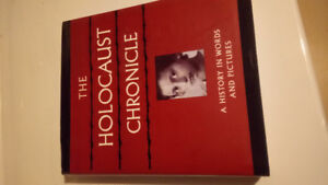 The holocaust chronicle book