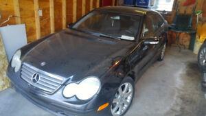 C320 Mercedes 6 SPEED