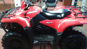 Like new low kilometers 4500