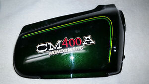 Right Side Cover 1981 Honda CM400A