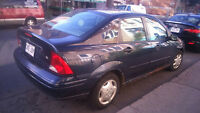2003 Ford Focus Berline