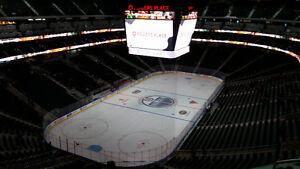 3 Oilers Tickets in private row Islanders Kings Avalanche