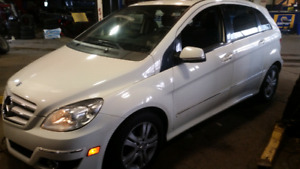2009 MERCEDES B200 GREAT SHAPe ready for winter