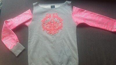 NEW RARE WOMEN'S CYBERDOG COLD SHOULDER SWEATSHIRT SZ SMALL would also fit S / M