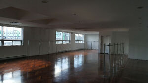 Commercial space to rent