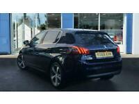 2020 Peugeot 308 1.2 PureTech Tech Edition (s/s) 5dr Hatchback Petrol Manual