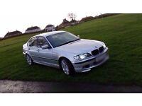 BMW 330 m sport 6 Speed manual 204bhp may swap