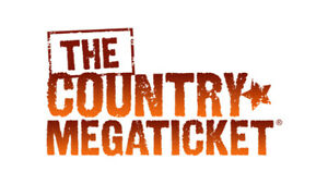 "Country Mega Ticket 2018 Toronto ""Lawns"" All the summer shows!"