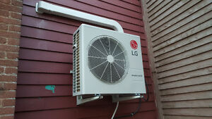 Avoid high heating bills this winter with a LG heat pump