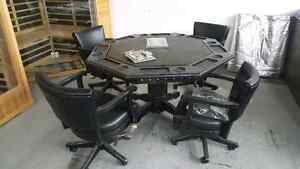 Poker table for sale!
