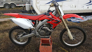2008 CRF450R for sale $3500