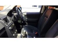 2014 Land Rover Freelander 2.2 TD4 GS 5dr Manual Diesel 4x4