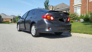 2010 toyota corolla automatic mint condition 141 k asking 7800