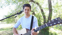 Wedding Singer and Musician - Guitar and/or Vocals