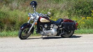 Heritage Softail. I WILL NOT ANSWER EMAILS Cambridge Kitchener Area image 1