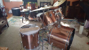 Westbury drums like-new condition West Island Greater Montréal image 3