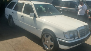 Need sold ASAP 1991 Mercedes-Benz 300-Series 300TE Wagon