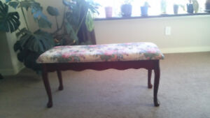 Classical Bench - moving out sale