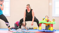 Baby & Me Fitness Class