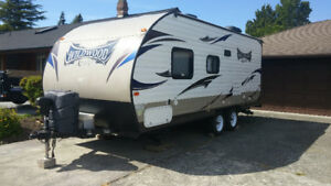 2014 WILDWOOD TRAVEL TRAILER