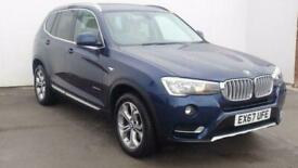 image for 2017 BMW X3 xDrive20d xLine 5dr Step Auto SUV diesel Automatic