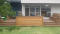 LOWEST COST !!!!!!Decks, Shed and Fences
