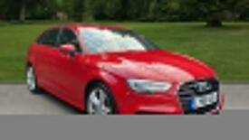 image for Audi A3 30 TFSI 116 S Line S Tronic - Auto Hatchback Petrol Automatic