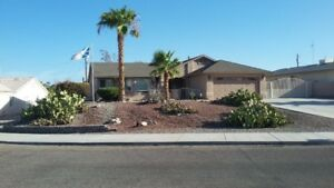 Lake Havasu Arizona. 3 Bedroom Home for Rent