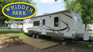 Weekly RV Rental at Whidden Park - Antigonish