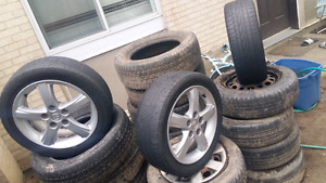 Mazda 3 tiers for sell