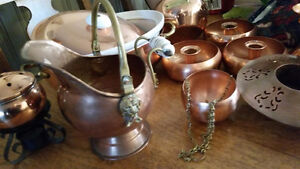 Copper collectables