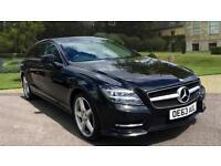 2013 Mercedes-Benz CLS-Class 350 CDI BlueEFFICIENCY AMG Spo Automatic Diesel Est