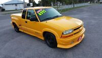 CHEVROLET S-10 *** XTREME *** RARE TRUCK!!! CERTIFIED $4995