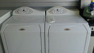 Maytag Front Load Washer/Dryer, Huge Hydro/Water Savers