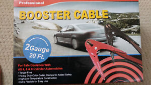professional booster cable