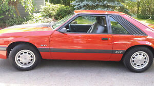 1985 Ford Mustang cobra gt Hatchback