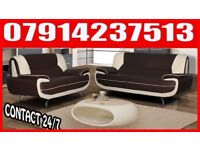 PALERMO RANGE CORNER OR 3 + 2 SOFA SETS ARM CHAIRS AND FOOT STOOLS 5634