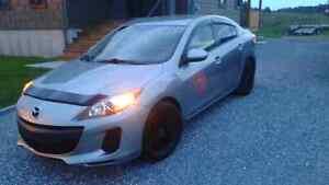 Mazda 3 gx manuel ac