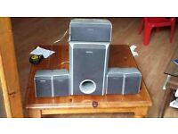 Sony Cinema Sound Speakers Complete