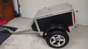 remorque moto custom