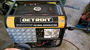 Generator very powerful CHEAP Fairfield Fairfield Area Preview